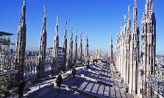 Milan Duomo Underground and Terrace Tour