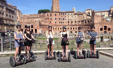 Rome Segway Tour: Semi-Private