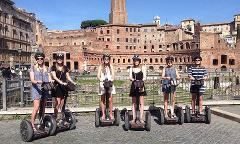 Rome Segway Tour: Semi-Private