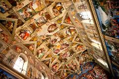 Skip the Line: Early Morning Ticket to Sistine Chapel and Vatican Museum
