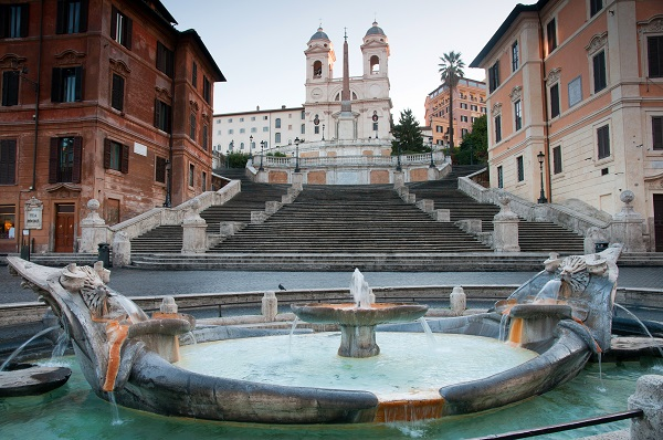 Piazza's and Fountain's - Rome Walking Tour