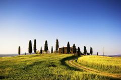 Monteriggioni, Siena & San Gimignano day tour with lunch