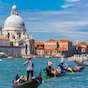 Classic Venice Walking Tour & Gondola Ride: Afternoon, Large Group