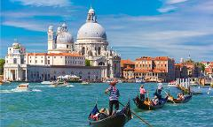 Group: Venice Walking Tour & Gondola Ride
