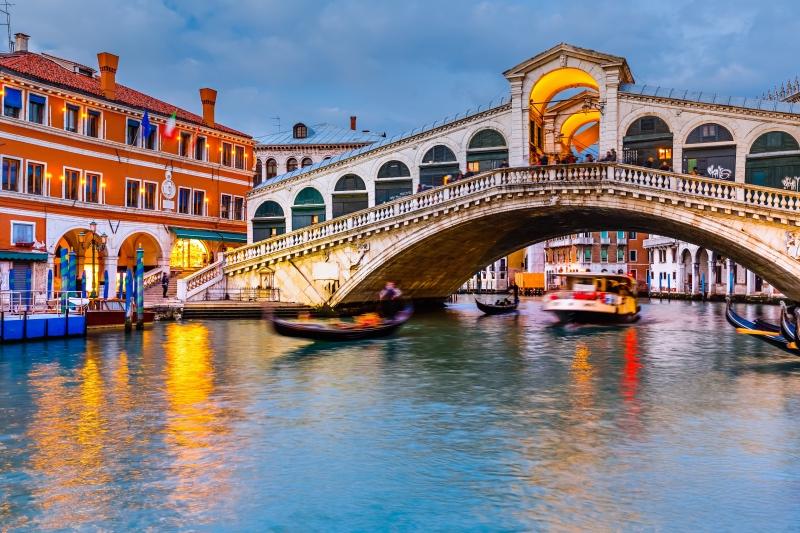 Best of Venice and Gondola tour