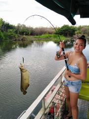 Barramundi Fishing at Corroboree Billabong Full Day
