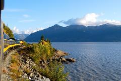 Seward to Anchorage: Private Cruise Transfer Tour