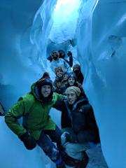 Matanuska Glacier Winter Tour