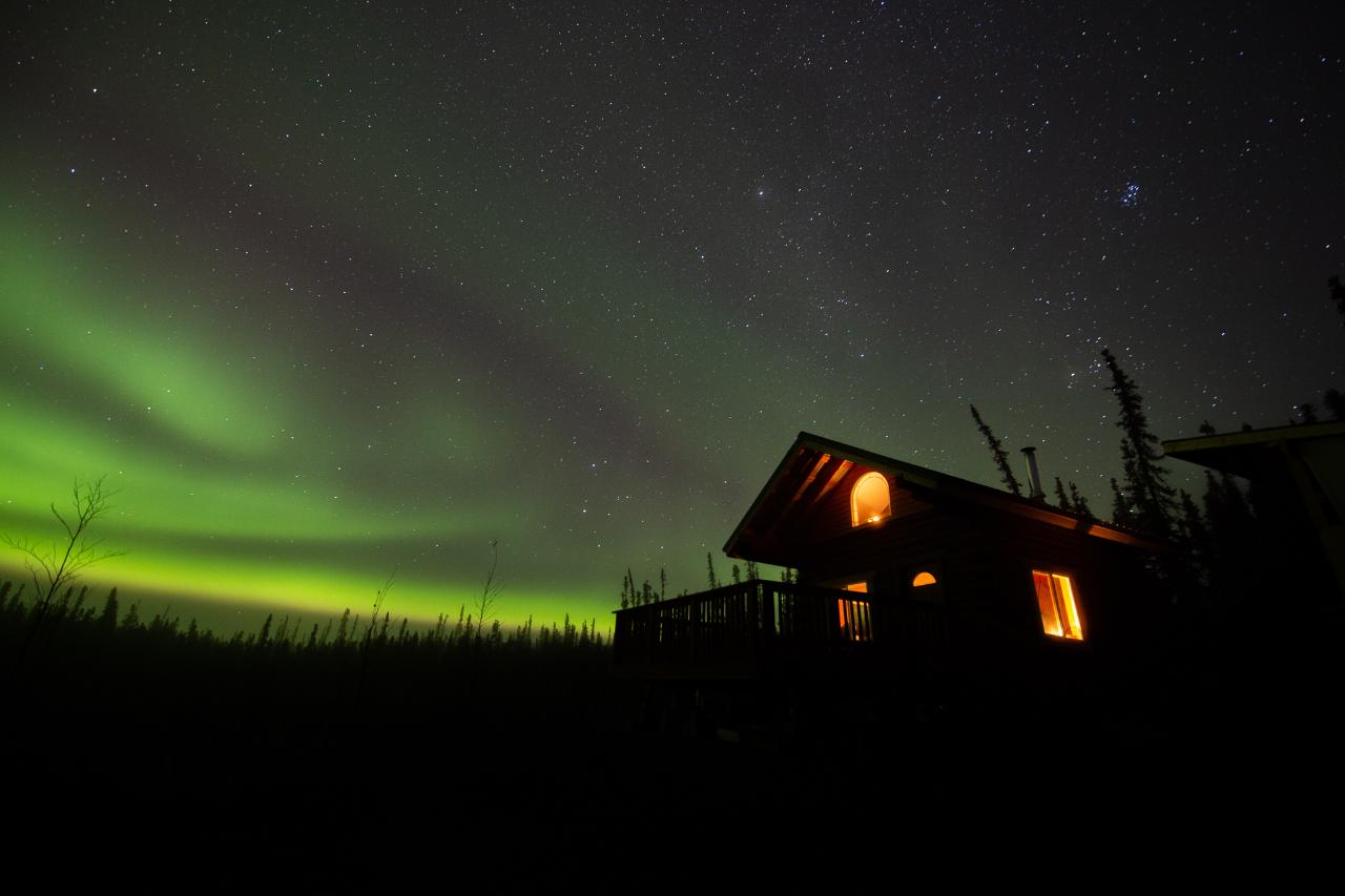Fairbanks Private Aurora Tour