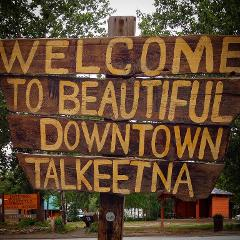 Talkeetna Private Day Tour