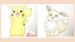 Kids Virtual Cartooning Workshop - Learn to draw Pokémon