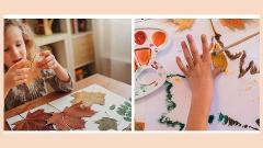 Virtual Nature Craft with Tanya - Leaf Art