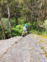 Half-Day Mount Donna Buang Abseiling Adventure