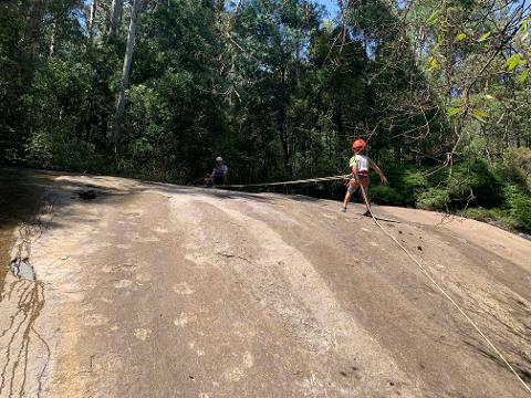 Half-Day Abseiling Adventures For Kids (5 - 8 year olds)