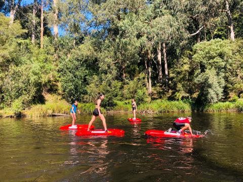 River Sled Hire