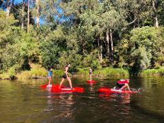 River Sled Hire and Shuttle