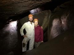 Half-Day Britannia Creek Caving Adventure