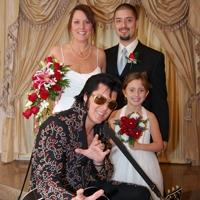 Elvis Loving You Wedding