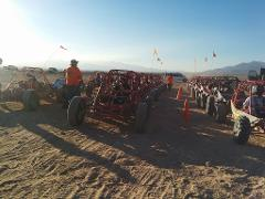 The Las Vegas Mini Baja Chase - Sun Buggy