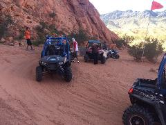 The Valley of Fire Tour - Sun Buggy