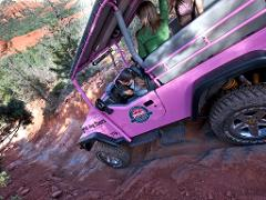 Scenic Sedona Adventure From Scottsdale-With Broken Arrow Jeep Add On