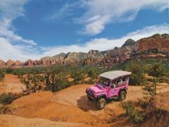 Sedona - Coyotes Canyon Tour