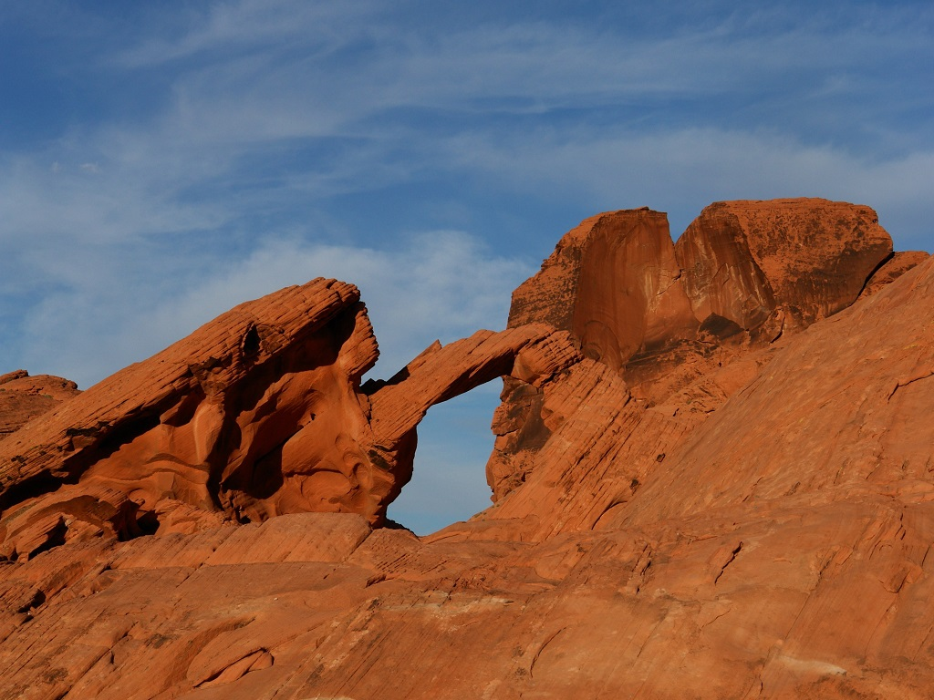 Valley of Fire Tour by Jeep