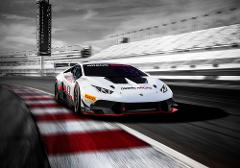 Dream Racing - Lamborghini Huracan Super Trofeo Race Car