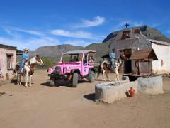 Scottsdale-Cactus Canyon & Cowboy Adventure Tour