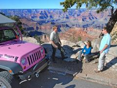 The Grand Entrance Tour - Grand Canyon, AZ.
