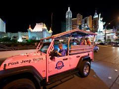 Bright Lights City Tour by Jeep