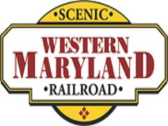 Western Maryland Railroad Scenic - Steam Train