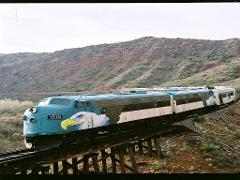 Verde Canyon Railroad - First Class