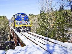 Snow Train - Saratoga Springs Departure