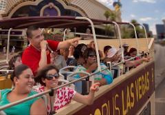 Las Vegas Double Decker Bus Hop-on, Hop-off Day Tour