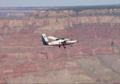 Grand Canyon West Rim Motor Coach Tour w/ Airplane Ride