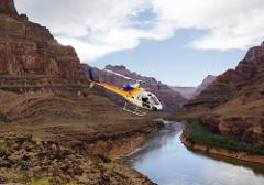 Grand Canyon West Rim Tour with Helicopter Ride