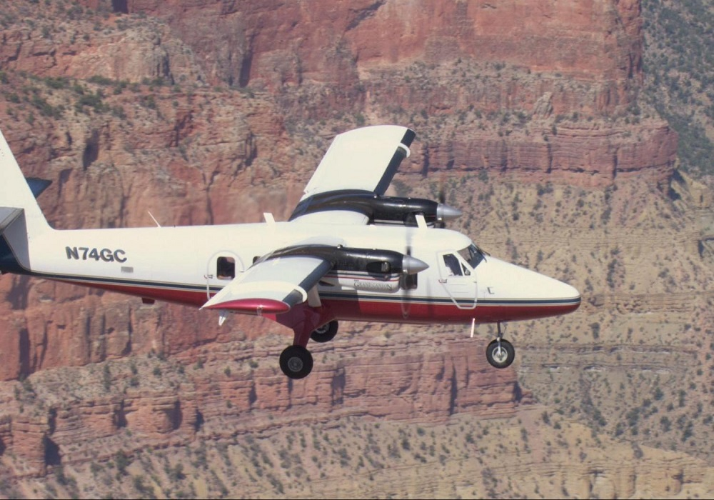 Grand Canyon West Rim by Luxury Limo Van w/ Airplane Ride