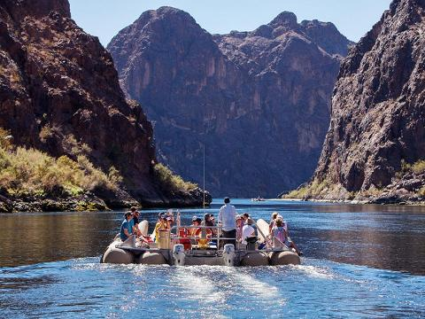 Maverick Rafting with Air Tour