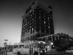 Haunted History & Murder Mystery Ghost Trolley Tour