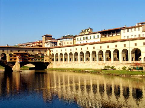 Vasari Corridor and Uffizi Gallery Tour