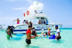 Breakers Catamaran Cruise and Snorkeling Adventure from Punta Cana