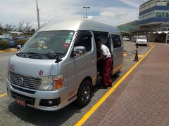 Private Airport Transfer - Kingston Airport (KIN) to South Coast Hotels