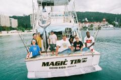 Private Charter Half-Day Deep Sea Sport Fishing  from Ocho Rios