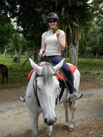 Prospect Outback Adventures Horseback Ride Tour from Ocho Rios