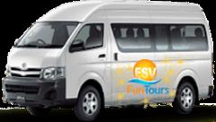 Montego Bay Reggae Bus Express