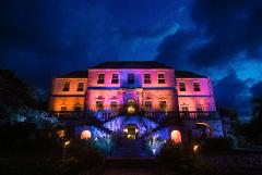 Luminous Lagoon & Rose Hall Haunted Great House Night Tour from Ocho Rios