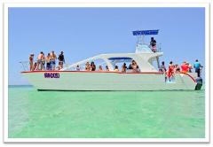 Reef Tour Catamaran - Party Boat & Snorkeling!