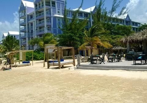 Bamboo Blu Beach Club  from Kingston