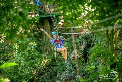 Jamaica Bobsled and Zipline Adventure Tour - Ticket Only